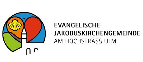 Logo Evangelische Jakobuskirchengemeinde am Hochsträß Ulm